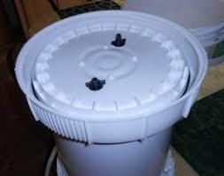 diy berkey water filter. Here Is A Picture Of The Underside Lid On Bottom Bucket Showing Where Water Filters Come Through. Diy Berkey Filter O