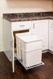 Kitchen Garbage Can 25 Best Kitchen Trash Cans Ideas On Pinterest Hidden Trash Can