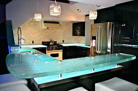 glass kitchen countertops cost glass countertops for kitchens cost interesting how much do glass
