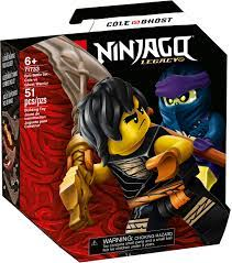 Epic Battle Set - Cole vs. Ghost Warrior 71733 | NINJAGO® | Buy online at  the Official LEGO® Shop IN