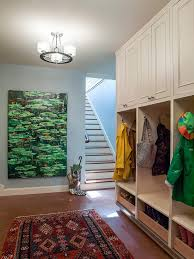 san francisco umbrella storage with contemporary undercabinet lights entry transitional and kilim rug closet