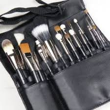 mac professional makeup artist 22 piece brush brushes set w a shoulder strap 129 99