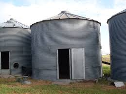 Grain Bin Home How To Disassemble A Grain Bin Picture Tutorial Play Houses