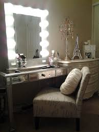 lighted vanity