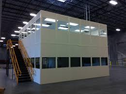 warehouse mezzanine modular office. Modular Office Warehouse Mezzanine R