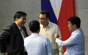 Image result for senator cayetano senate floor