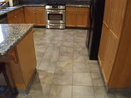 White Tile Kitchen Floor Stylish Tile Kitchen Floor Pbh Architect