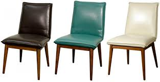 turquoise lara bonded leather chair lara bonded leather chair