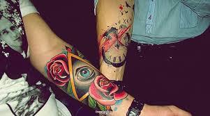 20 карточек в коллекции цветные татуировки на руках у мужчин