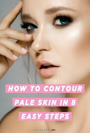 when it es to contouring pale skin it s easy to run into difficulties this is why we re sharing 8 easy steps that can help you achieve the perfect