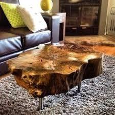 Wood stump coffee table w stainless steel legs!!! - Winnipeg Furniture For  Sale - Kijiji Winnipeg Canada. | Something From Nature | Pinterest | Wood  stumps, ...