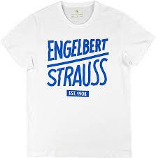 Engelbert Strauss Men T Shirt Size S Color White Enzian
