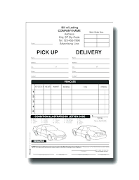 bill of lading software free towing invoices towing invoice forms bill of lading template word