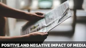 essay on positive and negative impact of media short essays on  essay on positive and negative impact of media
