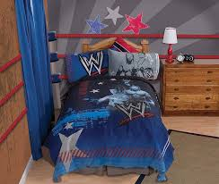 wwe wrestling bedding set design idea and decors wwe room decor