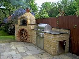 Barbecue Design For Garden Outdoor Kitchens And Bbq Areas Mediterranean Style Garden By
