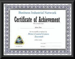 mcc certificate program
