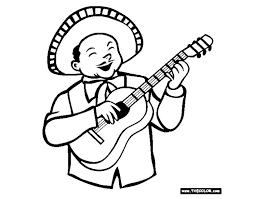 With over 4000 coloring pages including cinco de mayo. 11 Places To Find Free Cinco De Mayo Coloring Pages