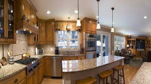 best kitchen and living room combined kitchen and living room ideas pictures best kitchen lighting ideas