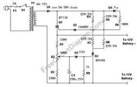 mobile battery charger circuit diagram out transformer images automatic 12v lead acid battery charger aaron cake