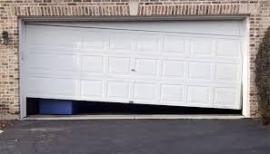 broken garage doorReedsburg WI True Value Hardware Store  Do it Yourself Garage