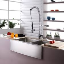 soundproofing kraus 33 inch farmhouse double bowl stainless steel kitchen sink with noisedefend 8482