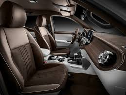 2017 x class interior