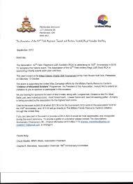 Letter Of Sponsorship For Event Event Invitation Template