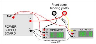 dual led digital voltmeter ammeter volt ampere tester youtube new digital volt amp meter circuit diagram digital amp meter wiring diagram in option3 1 brilliant blurts me at
