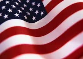 Patriotic American Flag Backgrounds For Powerpoint Templates