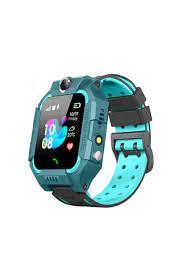 Excellent Unisex Akıllı Saat Gsm Dokunmatik Ekran Gprs Lbs Tracker Sos Su  Geçirmez Sim Kartılı Çift Kamera Fiyatı, Yorumları - TRENDYOL