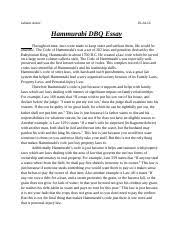 lesson industry and innovation lead a nd industrial rev  2 pages hammurabi dbq essay