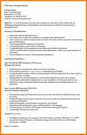 Objective Job Application Call Center Resume Objectives Free Medical Cover Letter Job