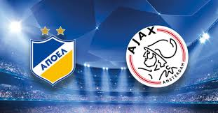 مشاهدة مباراة أياكس أمستردام وابويل بث مباشر بتاريخ 28-08-2019 دوري أبطال أوروبا