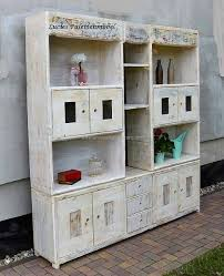 Cupboards Made From Pallets Wood Pallets Cupboard With Different Flexible Variants Wood