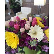 Spring Mix Estella Flowers, Albuquerque, NW