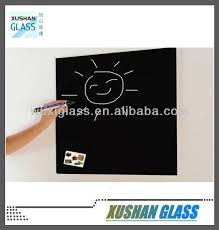 Black Glass Memo Board Enchanting Magnetic Tempered Glass Memo BoardSource Quality Magnetic Tempered