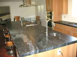 leather countertops finish granite