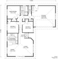 l shaped house plans with attached garage home floor plan bright