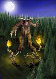 Gilgamesh and the Cedar forest