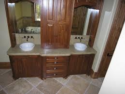 Vanity Double Sink Butcher Block Countertops  Cadeu0027s New Home Vanity Tops With Double Sink