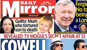 mirror news. daily mirror news