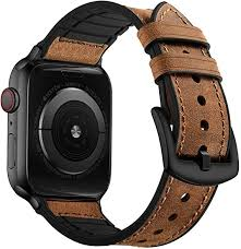 OUHENG Compatible with Apple Watch Band 42mm ... - Amazon.com