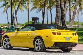 Miami, USA - September 23, 2012: Chevrolet Camaro SS Convertible ...