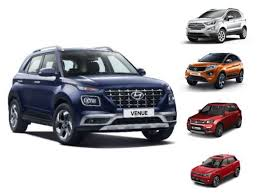 Suv Wheelbase Chart Hyundai Venue Vs Rivals Engine Size Features And Price