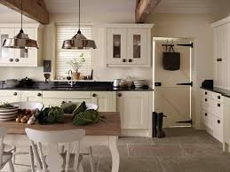 Amazing White Country Galley Kitchen Photos Exterior ideas 3D