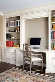 1000 images about for the home on pinterest traditional home offices benjamin moore and home office design built bookcase desk ideas