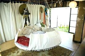 swing beds for bedrooms outdoor floating bed bedroom hanging swing beds indoor round swing bed bedroom