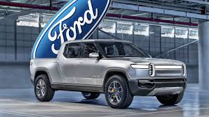 Rivian to Help Ford Make Electric Pickup Truck after Investment ...