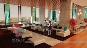 3D Lobby Interior